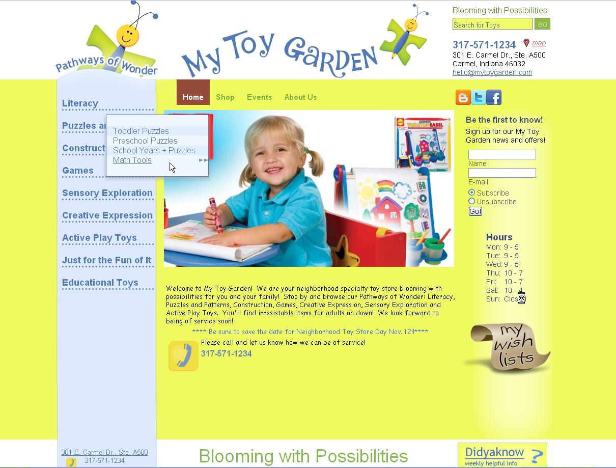 My Toy Garden