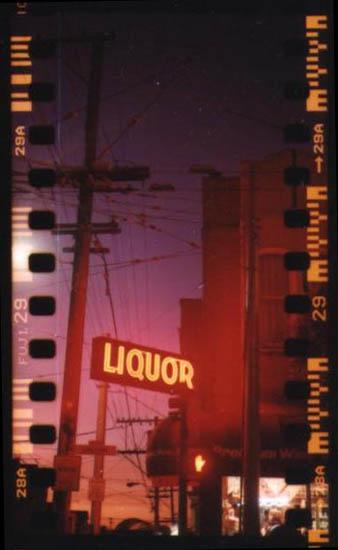 Union and Fillmore, SF CA, 1995