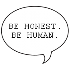be-honest-be-human
