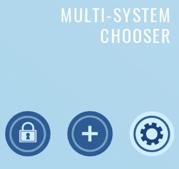 Multi-System Chooser