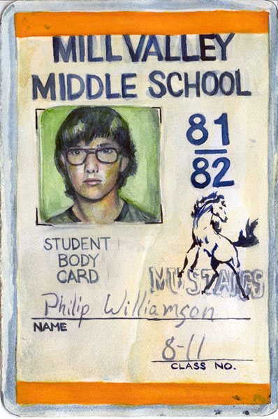 philip-williamson-card-millvalley-mustangs-1981